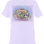 Jumping Spider t-shirts