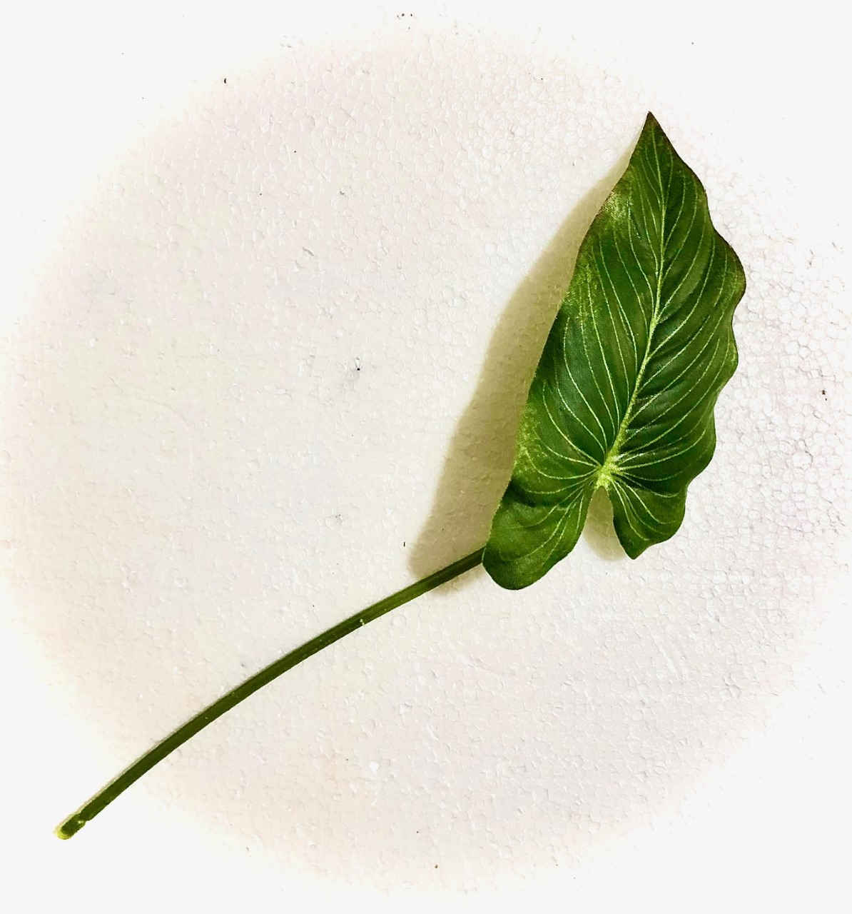 Fake 'Fresh Green' Leaf