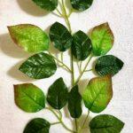 Fake 'Fresh Green' Leaves